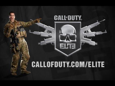 Trailer oficial del Call of Duty ELITE.