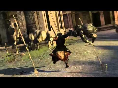 Trailer de lanzamiento de Asura's Wrath