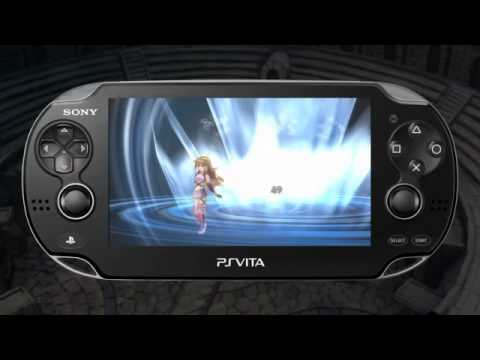 Video con gameplay de Tales of Innocence R de PS Vita