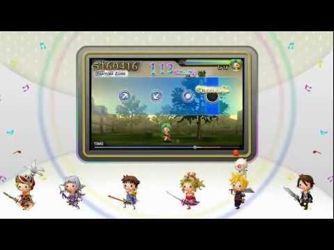 Trailer Especial de Theatrhythm Final Fantasy del N3DS