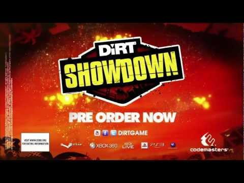 Trailer con gameplay de DiRT Showdown