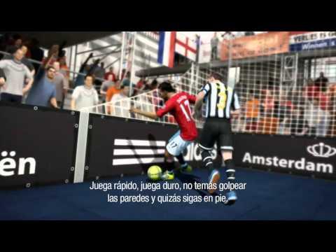 Trailer de FIFA Street subtitulado en español