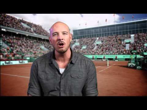 """Así es la inteligenca artificial """"Pro"""" en el juego de Grand Slam Tennis 2"""