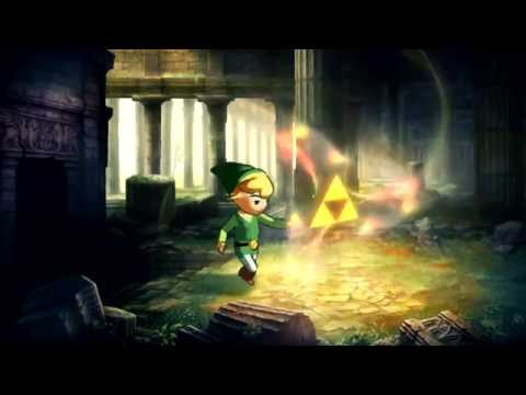 Trailer ficticio de Zelda: The Lost Oracle