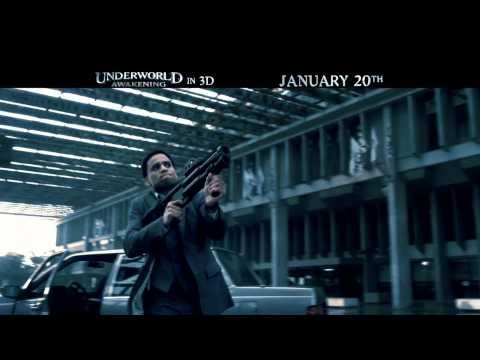 Nuevo spot televisivo de Underworld Awakening