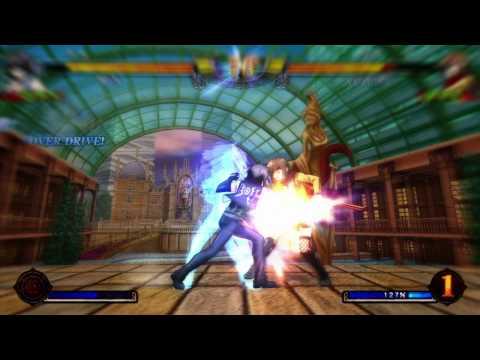 """Trailer del juego de peleas """"Phantom Breaker"""""""