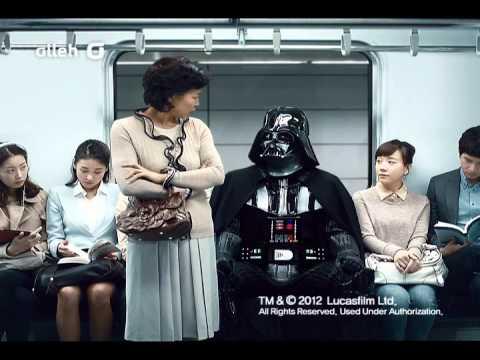 Cuando Darth Vader no está tratando de dominar la galaxia…