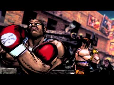 Nuevo Trailer de Street Fighter X Tekken