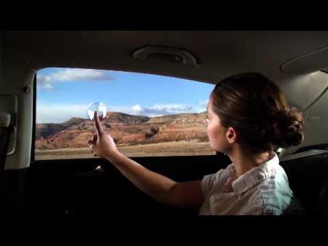 En el futuro es posible que los viajes largos en auto no sean tan aburridos