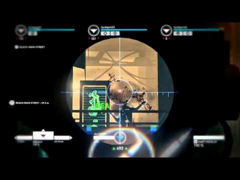 Trailer del modo cooperativo de Syndicate
