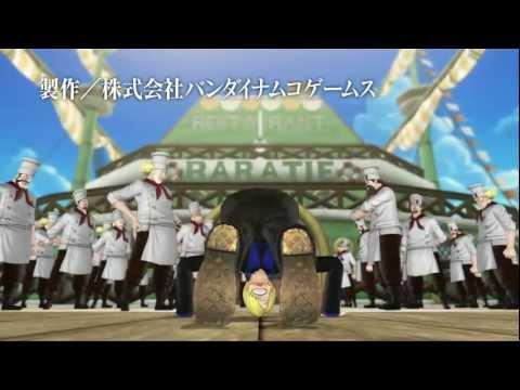 Trailer de One Piece Kaizoku Musou