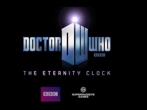 Trailer del nuevo juego del Doctor Who