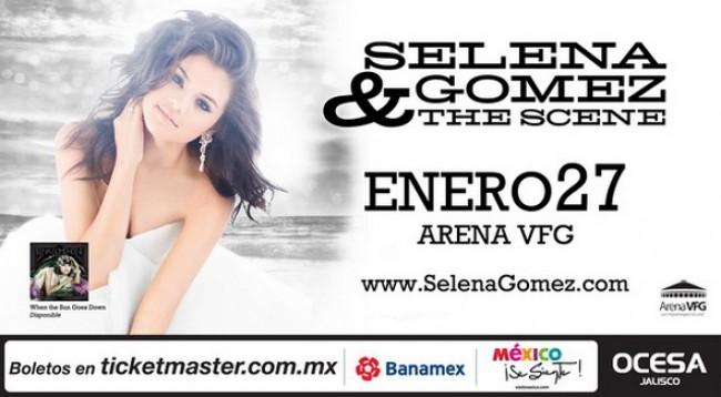Selena Gómez & The Scene