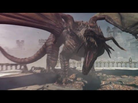 La película animada de Dragon Age sale en primavera