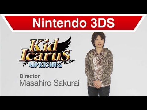 El Director de Kid Icarus: Uprising nos habla del multijugador de éste juego
