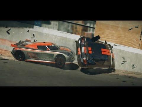 Nuevo trailer de Ridge Racer Unbounded