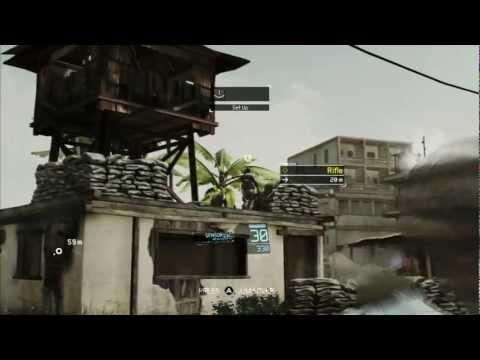 Primer Episodio de Ghost Recon: Future Soldier – Believe in Ghosts