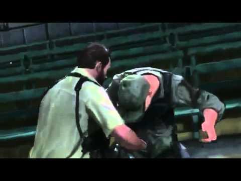 """Éste es el Rifle """"Mini-30″ en Max Payne 3"""