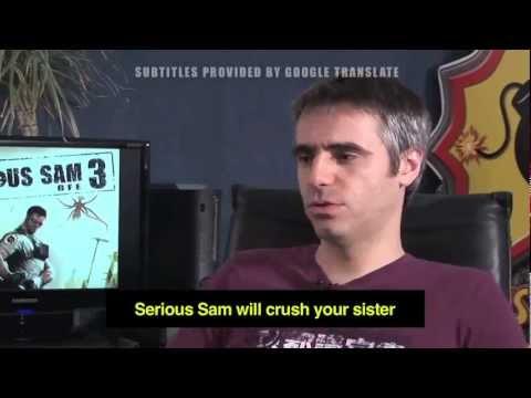 Checa este gracioso trailer del Serious Sam Complete Pack
