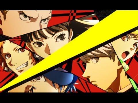 El Opening del juego de peleas Persona 4: The Ultimate in Mayonaka Arena