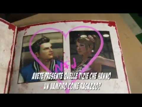 "Trailer de ""San Valentín"" de Lollipop Chainsaw"