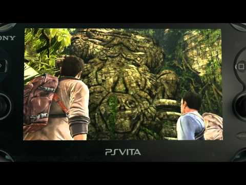 Trailer de lanzamiento de Uncharted: Golden Abyss