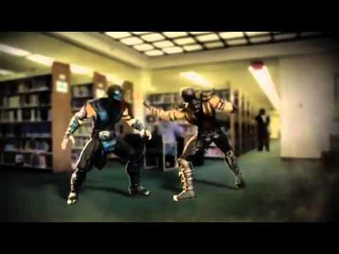 Trailer de Mortal Kombat (PS Vita)