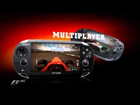 Trailer del lanzamiento de F1 2011 en PS Vita