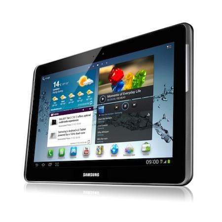 Ésta es la Galaxy Tab 2 10.1...