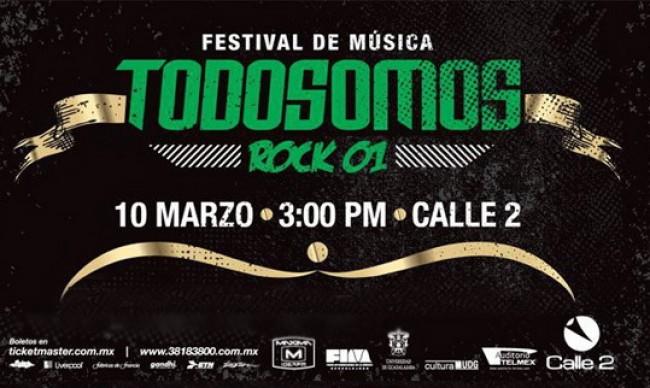 TODOS SOMOS ROCK