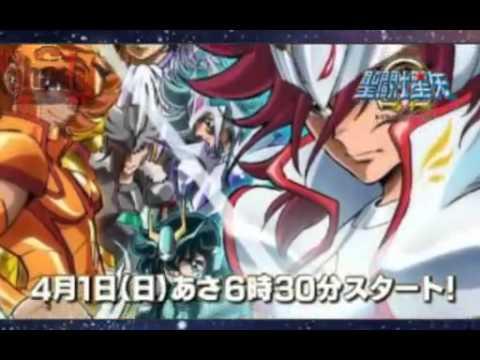 Primeras imágenes animadas de la nueva serie de anime de Saint Seiya Omega