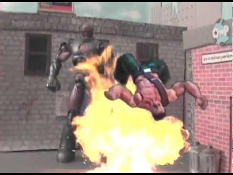 Mike Haggar salva Metro City (¡y también a los X-Men!)