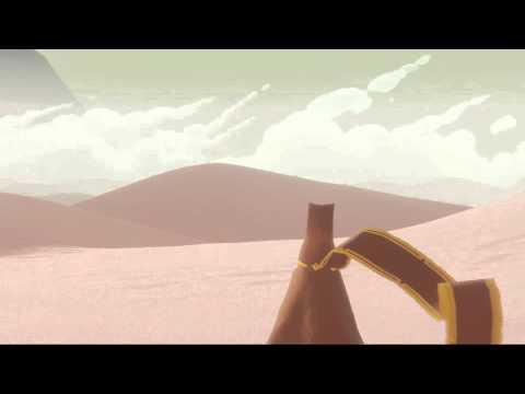 Trailer de lanzamiento del juego Journey