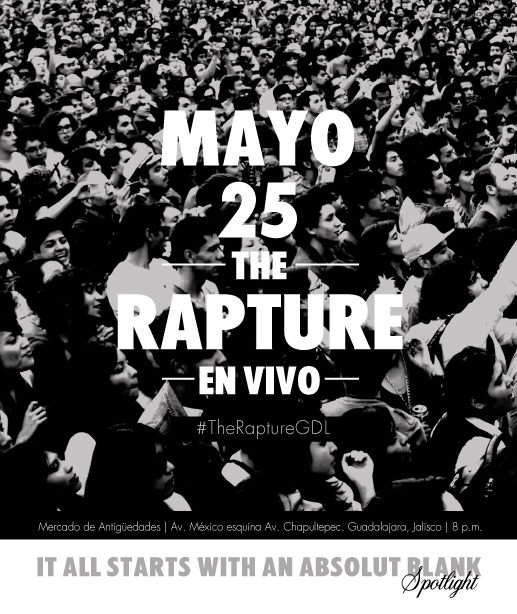 The Rapture GDL