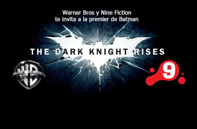 Batman the-dark-knight-rises