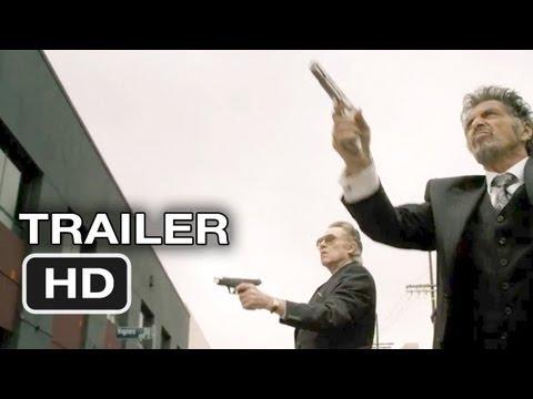 """Trailer de """"Stand Up Guys"""", con Al Pacino y Christopher Walken"""