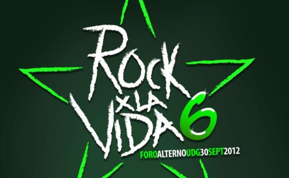 Rock x la Vida cartel - Nine Fiction slider