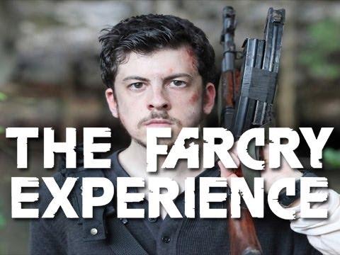"Trailer de la webserie ""The Far Cry Experience"", con Christopher Mintz-Plasse"