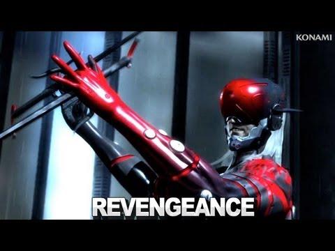 Conoce las armas de los jefes en Metal Gear Rising: Revengeance