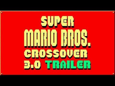 ¡Trailer de Super Mario Bros. Crossover 3.0!