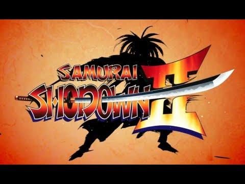 Trailer de Samurai Shodown II para dispositivos Android
