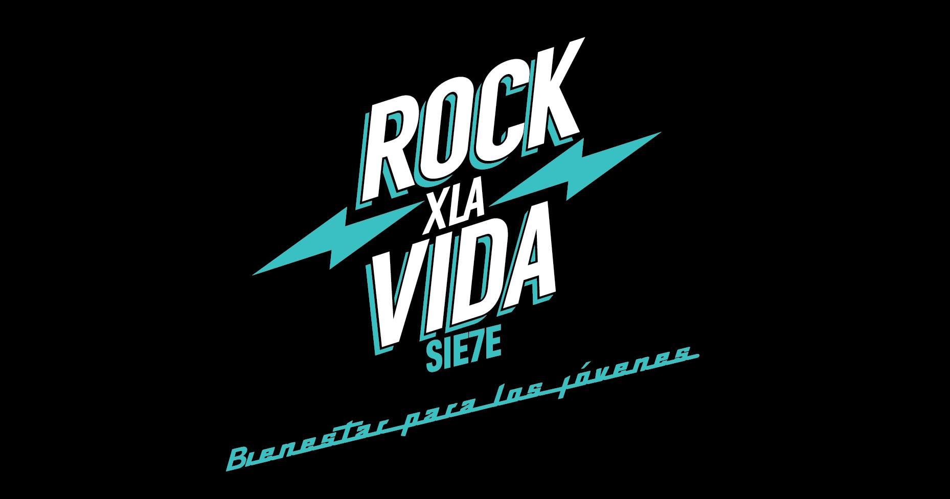Rock And Vida 2014 Sie7e Veces Del Rock x la Vida