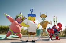 ¡Trailer de Bob Esponja: Un Héroe fuera del agua subtitulado y doblado en español latino!