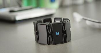Control con gestos para lentes inteligentes mediante Myo