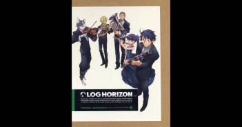 Escucha en línea el soundtrack de Log Horizon