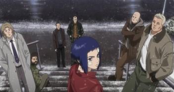 Trailer japonés de GITS Arise border:4 Ghost Stands A lone