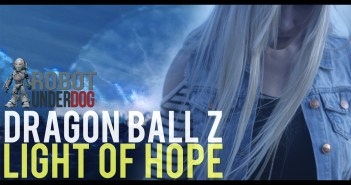 Fan Film: Tráilers de Dragon Ball Z: Light of Hope (acción viva)