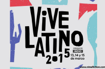 VIVE LATINO 2015 mexico - Foro Sol - Nine Fiction