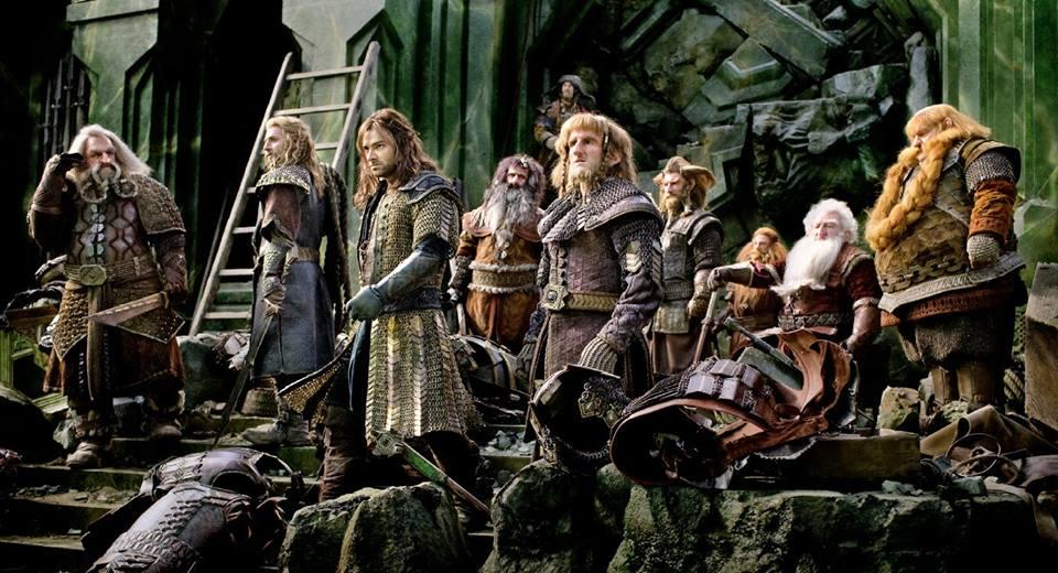02 El Hobbit- La Batalla de los Cinco Ejércitos - Nine Fiction