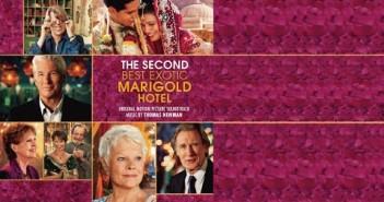 """Escucha en línea el soundtrack de """"El Exótico Hotel Marigold 2″"""